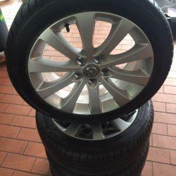 4-Reifen-inkl-Opel-Felgen
